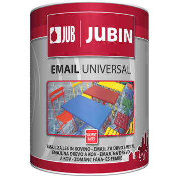 Vopsea email Jubin Email Universal - 750 ml