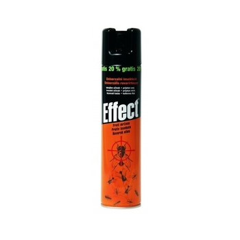 Effect - Insecticid universal aerolos